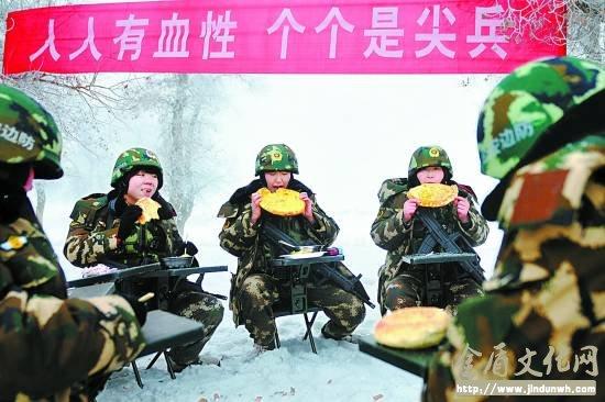 中国陆军特种兵发型